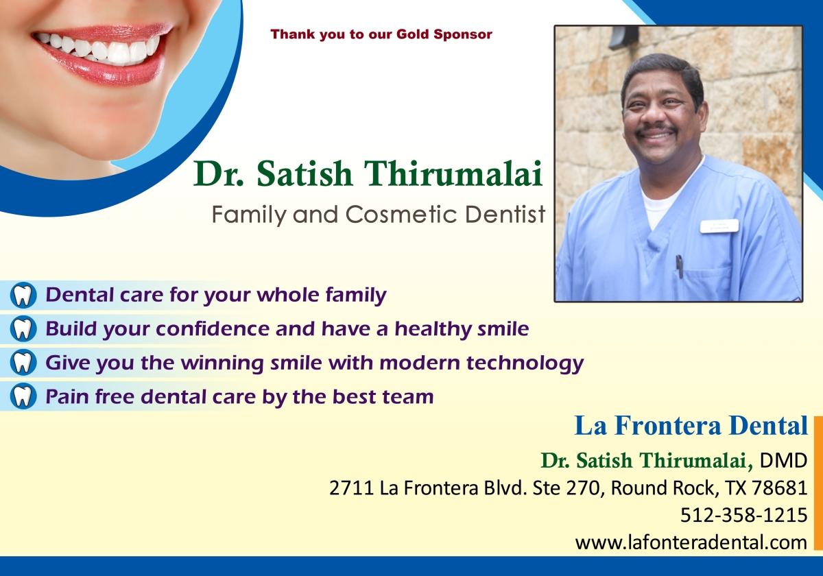 Dr. Satish Thirumalai__Flyer